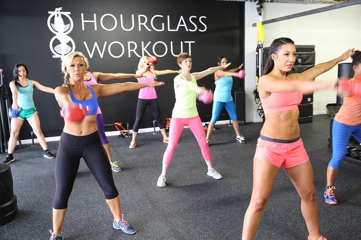 78e9c185877 Downtown Toronto – Flagship - Hourglass Workout ®
